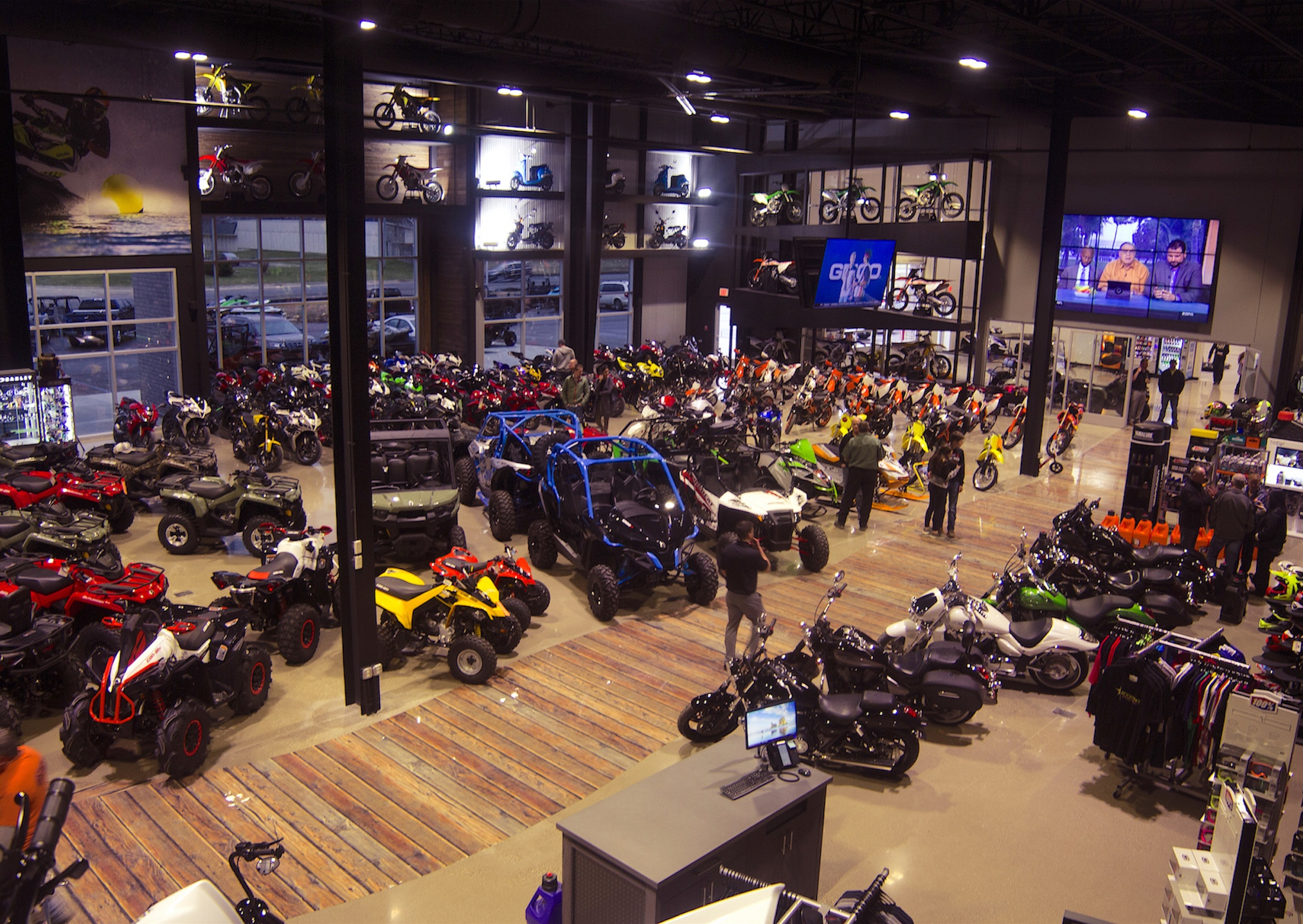 Kalamazoo-based Aaron Zeigler Opens Highly Anticipated 50-Acre Powersports Dealership & Entertainment Facility