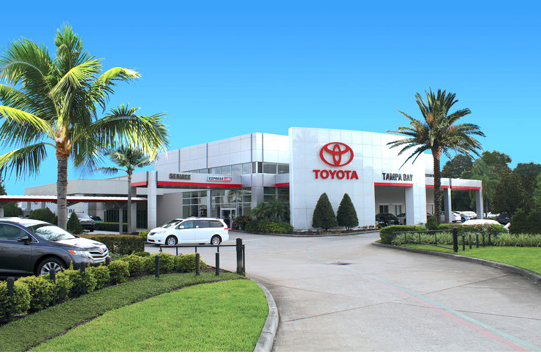 Toyota of Tampa Bay Earns 9th President's Award, Toyota's Highest Dealership Accolade